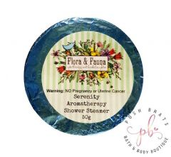 Serenity Aromatherapy Shower Steamers VEGAN